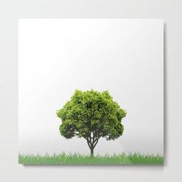grassland Metal Print