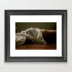 Breathe (Color) Framed Art Print