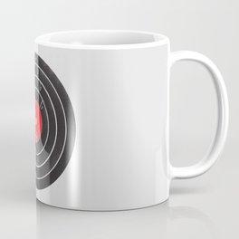 Vinyl Running Coffee Mug