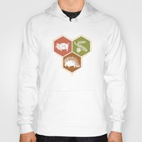 math Hoodies featuring simple math by 7115