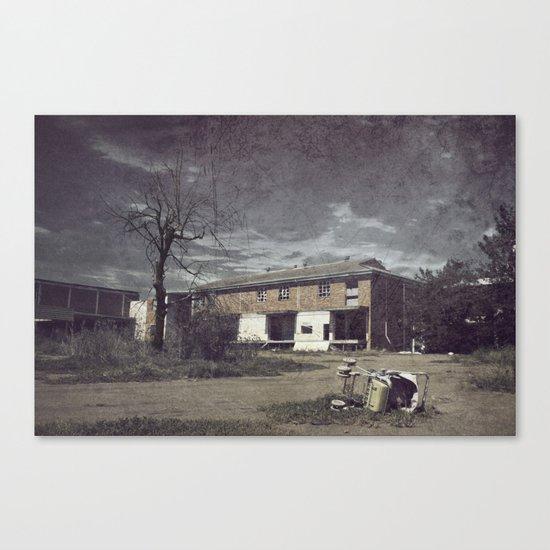 Dead & Gone Canvas Print