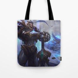 God King Garen League of Legends Tote Bag