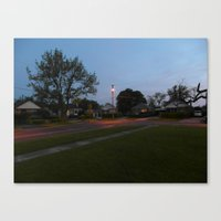 community Canvas Prints featuring COMMUNITY by andre vautour