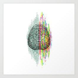 The Mind - Brain Dichotomy Kunstdrucke