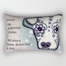 Every Dog Rectangular Pillow