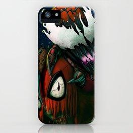 Carnage VS. Spider iPhone Case