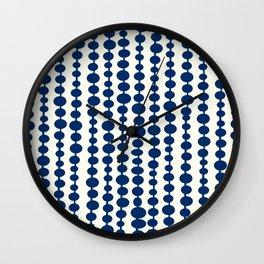 Nathalie Robbins Wall Clock