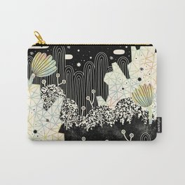 Into the Unknown... Carry-All Pouch