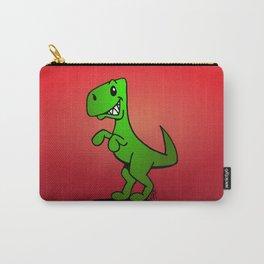 T-Rex - Dinosaur Carry-All Pouch