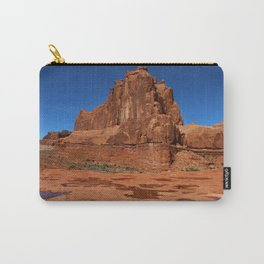 Red Rockformation in Arches NP Carry-All Pouch