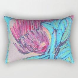 Combustion Rectangular Pillow