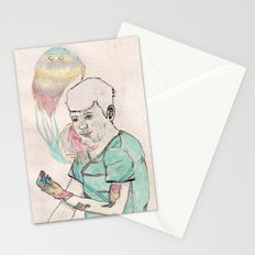 22.00 years old Stationery Cards