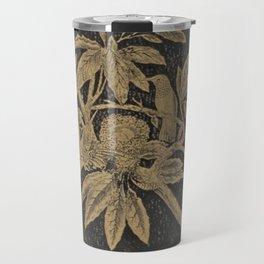 Antiquarian Birds Travel Mug