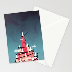 Up To The Stars Stationery Cards