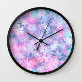 Spring is in the Air 2 Wall Clock