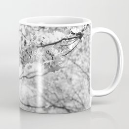 Where The White Blossoms Grow Coffee Mug
