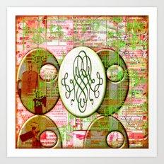 Alice (#TheAccessoriesSeries) Art Print