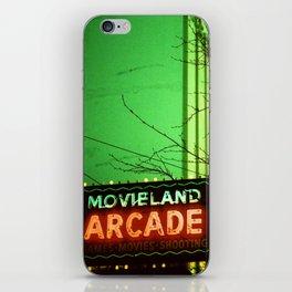 Movieland Arcade, Vancouver iPhone Skin