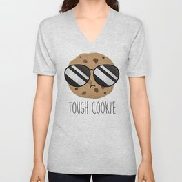 Tough Cookie Unisex V-Neck
