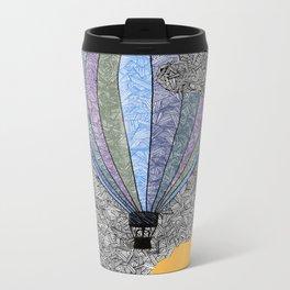 Float Away Metal Travel Mug