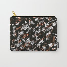 graffiti black Carry-All Pouch