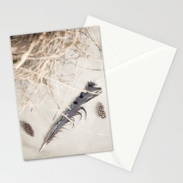 Feather Forage Stationery Cards