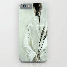 The contemplation of the hours. iPhone 6s Slim Case