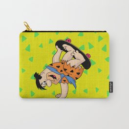 Shred Flintstone Carry-All Pouch