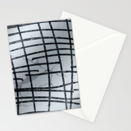 Linear Abtract Stationery Cards