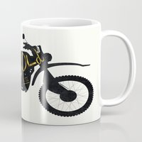 stay gold Mugs featuring Stay Gold by Ride The Storm