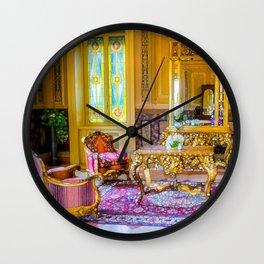 Victorian Boho Wall Clock