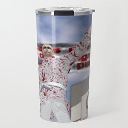 Elections in Russia Travel Mug