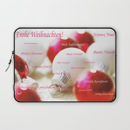 Merry Christmas at all Laptop Sleeve