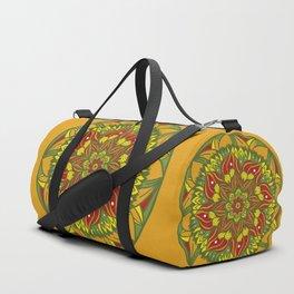 Summer mandala 4 Duffle Bag