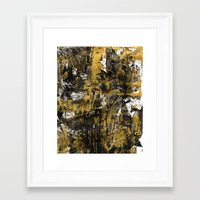 half life Framed Art Prints featuring half life 010 by AlwaysTheArtist