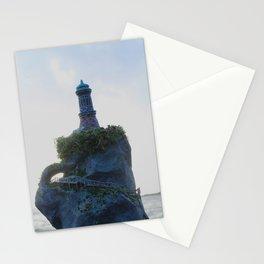 Lighthouse Model - 2 Stationery Cards