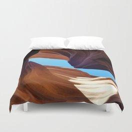 Antelope Canyon #3 Duvet Cover