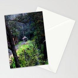 Walhalla Train Depot (Restored) Stationery Cards