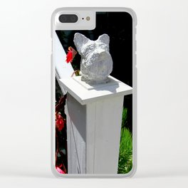 RIP Toto...An Ancient Traveler Clear iPhone Case