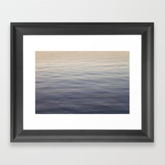 Empty Framed Art Print