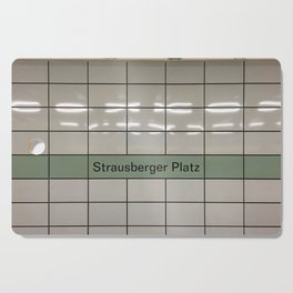 Strausberger Platz - Berlin Cutting Board