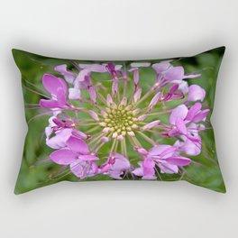 Cleome No. 19 Rectangular Pillow