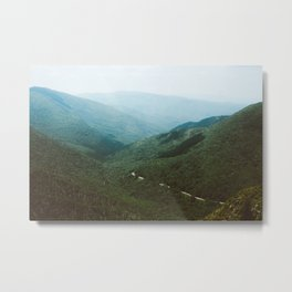 Great Smoky Mountains National Park; Tennessee Metal Print