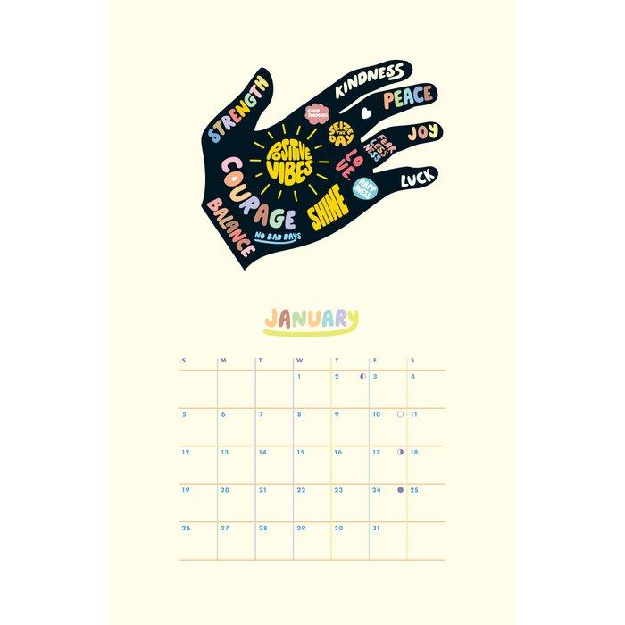 2020 Artist Calendar / Desktop Edition Calendar