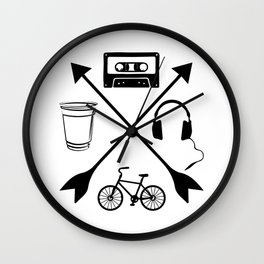 13 Reasons Why Wall Clock