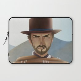 Man with No Name Laptop Sleeve