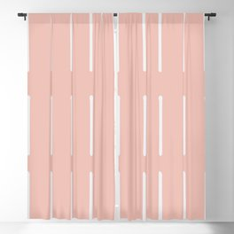 Organic / Blush Blackout Curtain