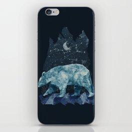 The Great Bear iPhone Skin