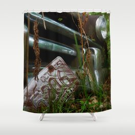 Oct 65 Shower Curtain
