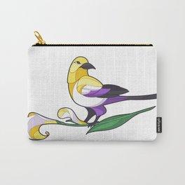 Pride Birds - Non-Binary Carry-All Pouch